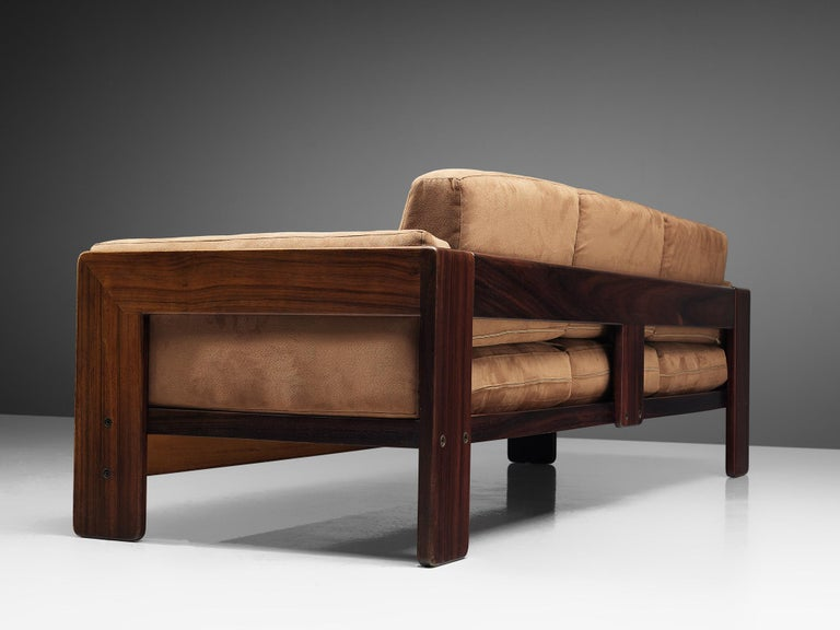 Pair of 'Bastiano' Sofas by Tobia Scarpa for Knoll For Sale 1