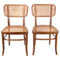 Pair of Bauhaus Chair Thonet A283 by Gustav Adolf Schneck in 1928