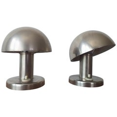 Pair of Bauhaus Table Lamps Franta Anyz, 1930