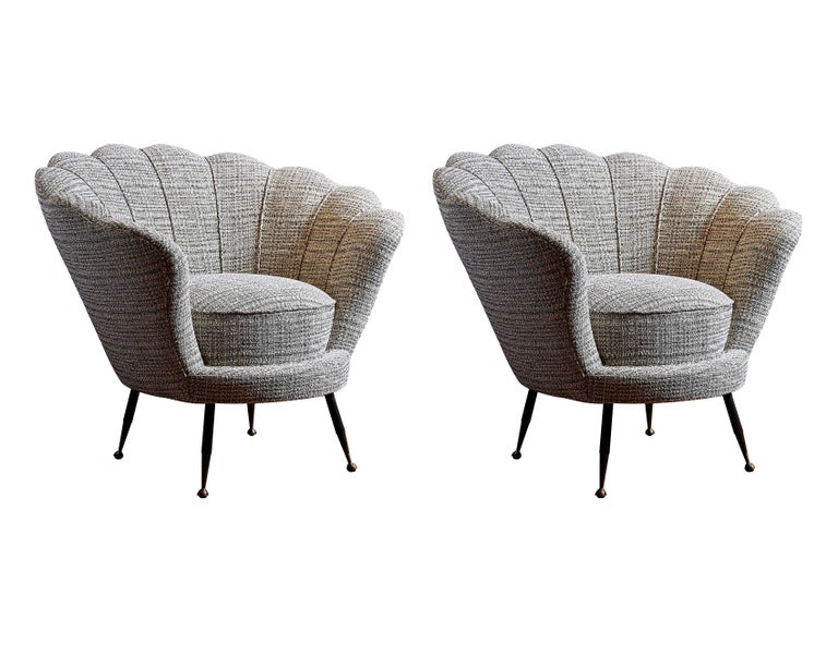 Pair Of Beautiful Vintage Armchairs For Sale At 1stdibs