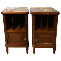 Pair of Bedside Cabinets / Nightstands