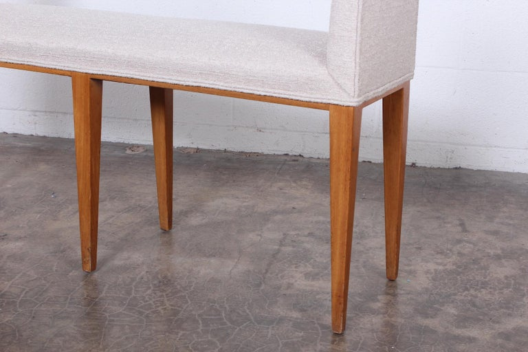 Pair of Benches by Edward Wormley for Dunbar For Sale 2
