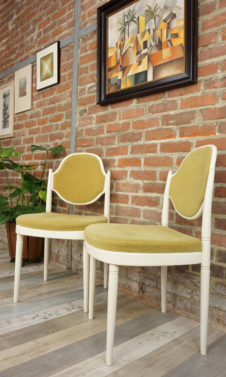 Pair of Bentwood Thonet Chairs Design Hanno Von Gustedt For Sale 5