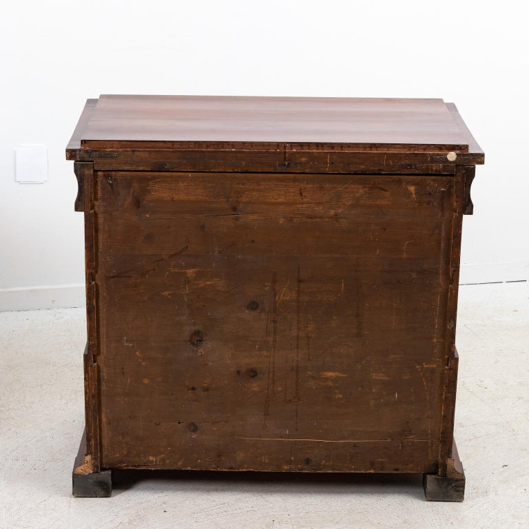 Pair of Biedermeier Style Chest of Drawers For Sale 4