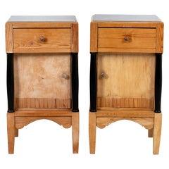 Pair of Biedermeier Style Side Tables
