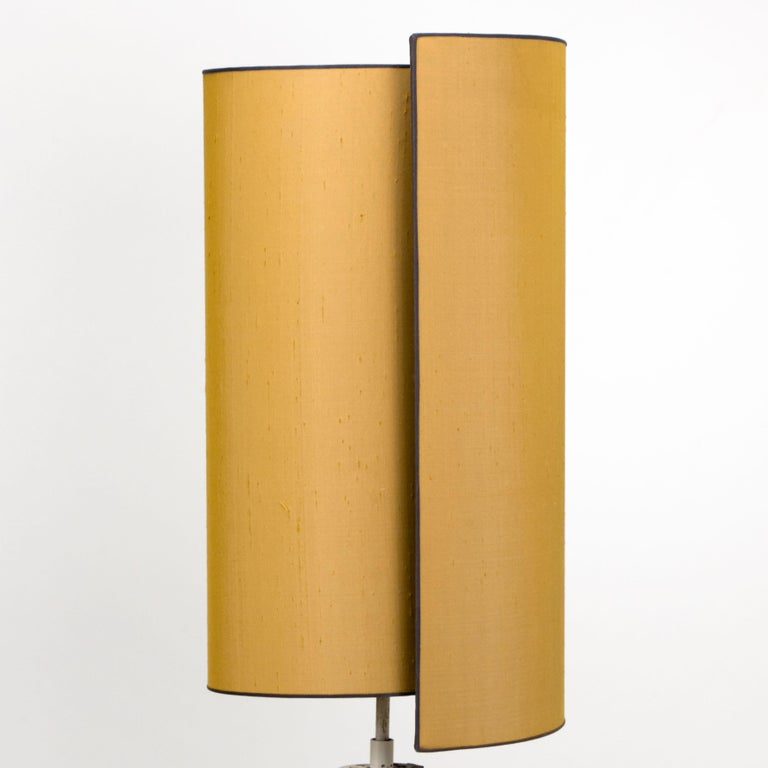 Pair of Bitossi Lamps for Bergboms, with Custom Made Shades by Rene Houben For Sale 3