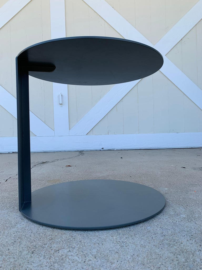 Pair of Blog Side Tables Made in Italy by Verzelloni For Sale 8