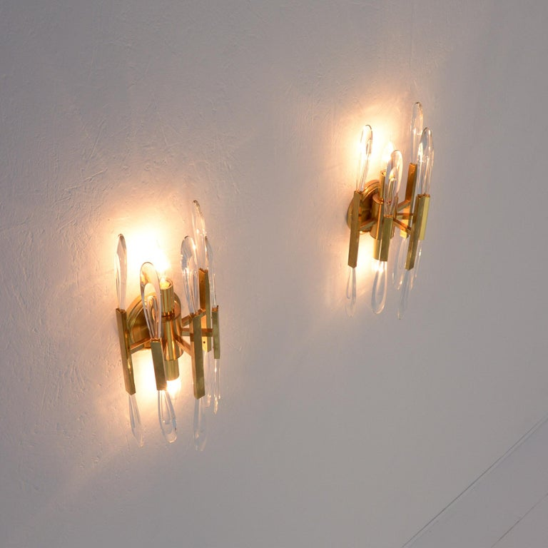 Pair of Boulanger Wall Sconces For Sale 4