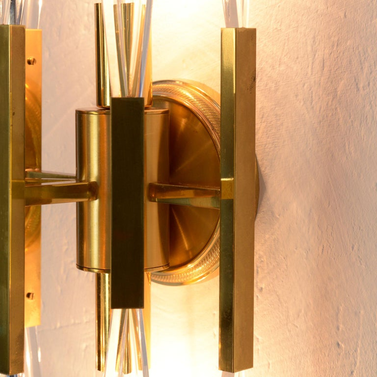 Pair of Boulanger Wall Sconces For Sale 5
