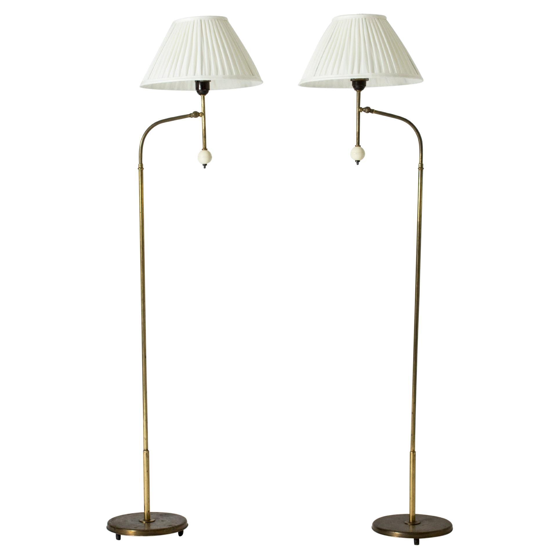 Bertil Brisborg Floor Lamps