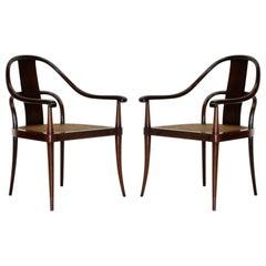Art Deco Windsor Chairs