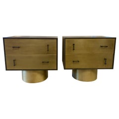 Pair of Bridges over Time Originals Nightstands