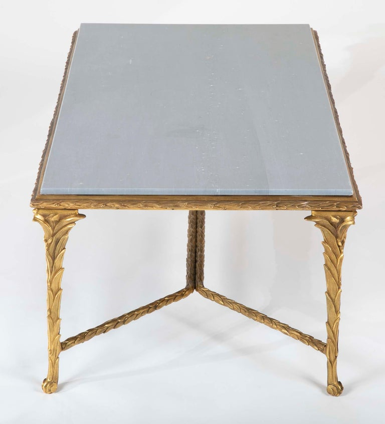 Pair of Bronze Maison Charles Coffee Tables For Sale 4