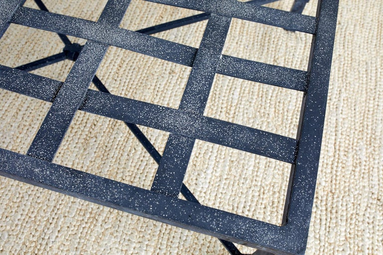 Pair of Brown Jordan Venetian Aluminum Chaise Lounges For Sale 3