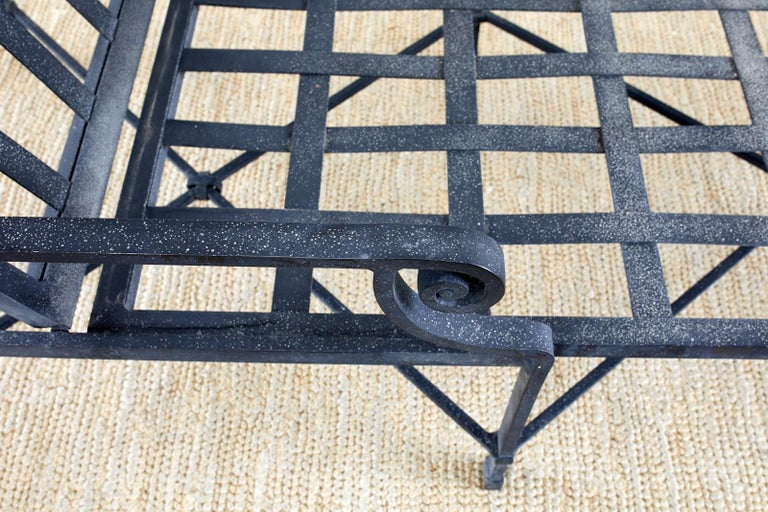 Pair of Brown Jordan Venetian Aluminum Chaise Lounges For Sale 5