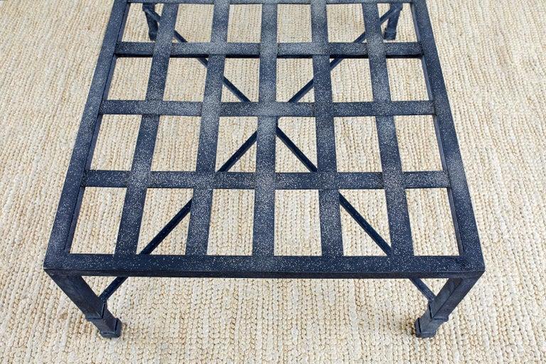 Pair of Brown Jordan Venetian Aluminum Chaise Lounges For Sale 8