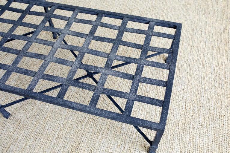 Pair of Brown Jordan Venetian Aluminum Chaise Lounges For Sale 1