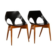 Pair of 'C2' Chairs By Carl Jacobs for Kandya 1950s