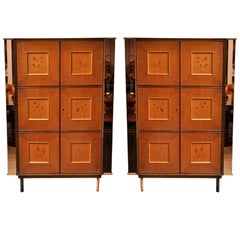 Pair of Cabinets attr. to Paolo Buffa