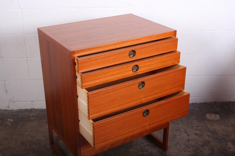 Pair of Cabinets by Børge Mogensen For Sale 12