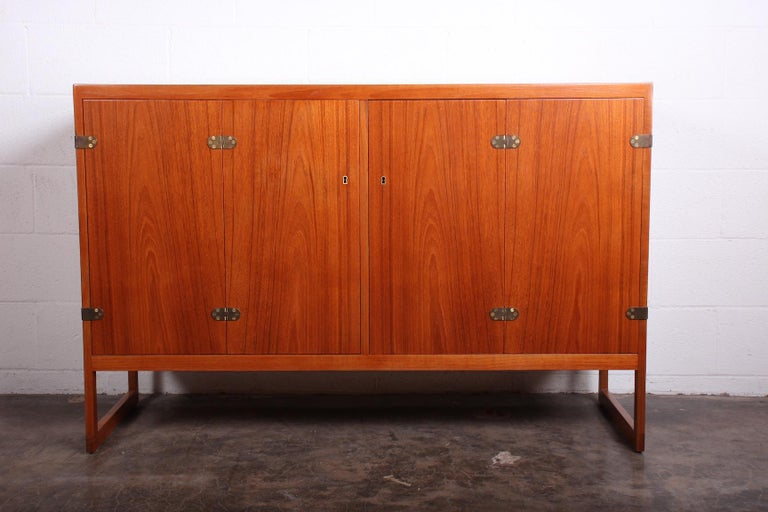 Pair of Cabinets by Børge Mogensen For Sale 2