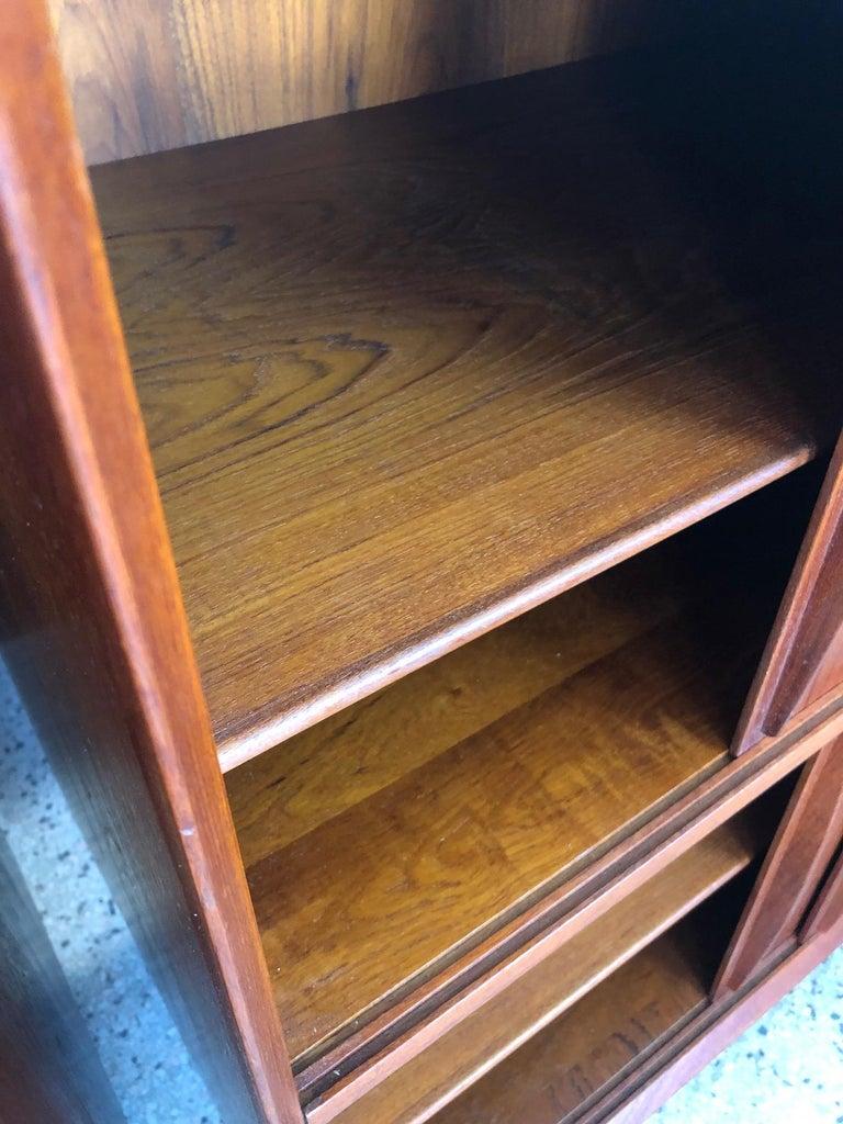 Pair of Cabinets by Hvidt & Mølgaard in Teak For Sale 3