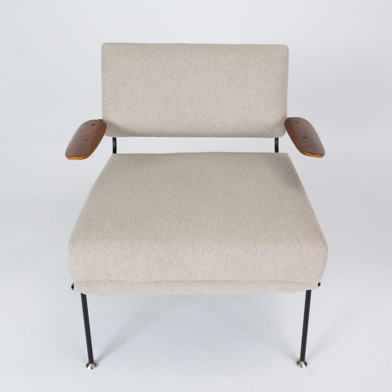 Pair of California Modern Lounge Chairs by Dan Johnson for Selig In Good Condition For Sale In Los Angeles, CA