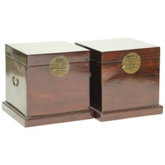 Pair of Camphor Chests