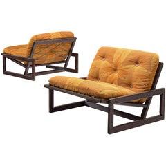 Afra & Tobia Scarpa Lounge Chairs