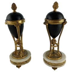 Pair of Casolettes, late 18th c