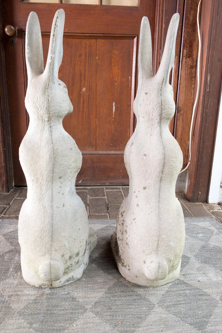 Pair of Cast Stone