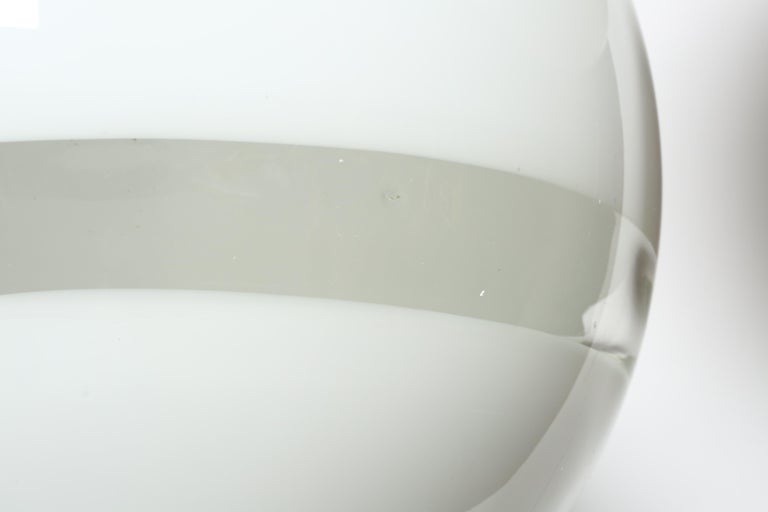 Pair of Ceiling Pendants by Leucos For Sale 2