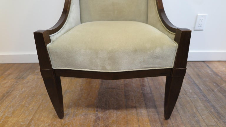 Mid-20th Century Pair of Chairs by André Sornay For Sale