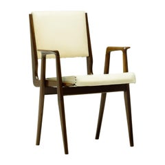 Pair of Chairs by Carlo Hauner and Martin Eisler, Brazilian Design
