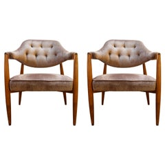 Pair of Chairs by Maurice Bailey for Monteverdi Young