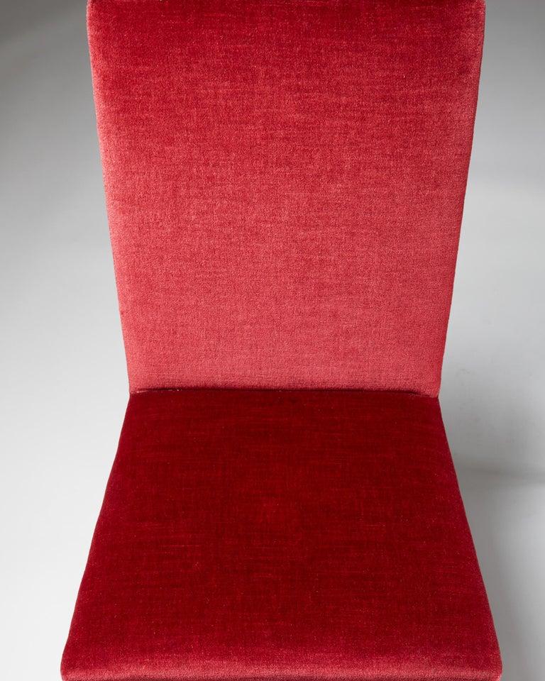 Pair of Chairs Designed by Alvar Andersson for Hyresgästernas Möbelaffär For Sale 2