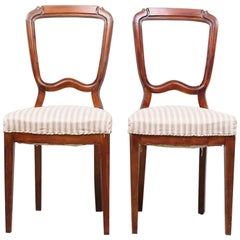 Pair of Chairs, Late 19th Century