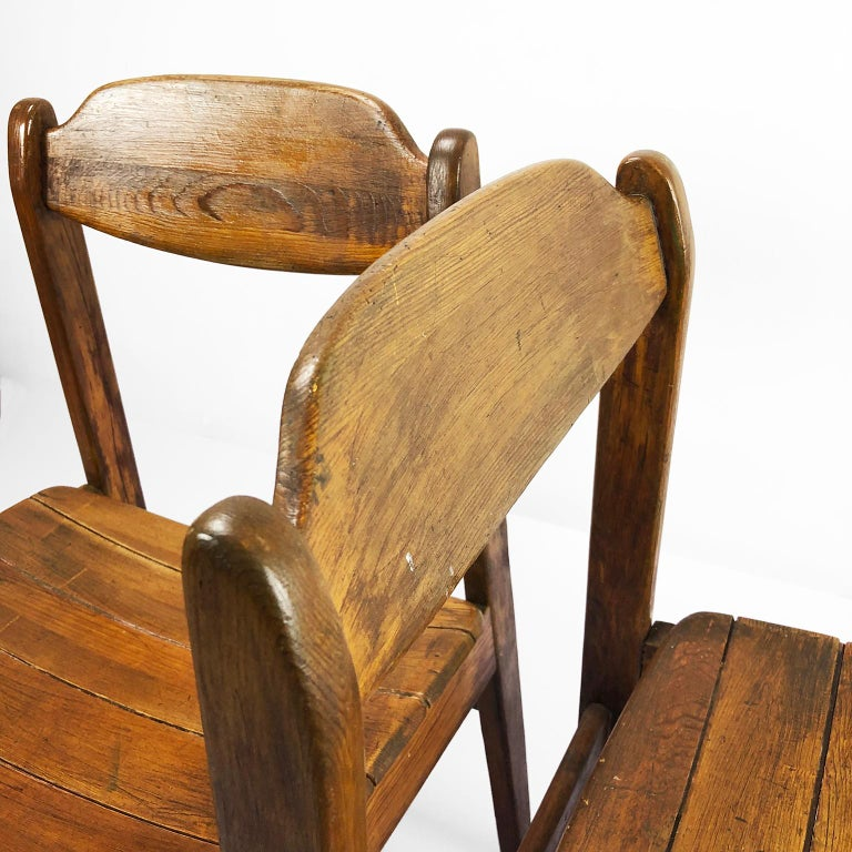 Pine wood México the model Pine 500 was one of the first designs for his company Domus, circa 1950.  About Michael Van Beuren:  Michael Van Beuren (1911–2004) was born in New York and studied architecture at the Bauhaus under Ludwig Mies van der