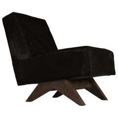 Pair of Chairs PJ-SI-36-A, Pierre Jeanneret