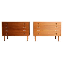 Pair of Chest by Hans Wegner for RY Mobler, circa 1960