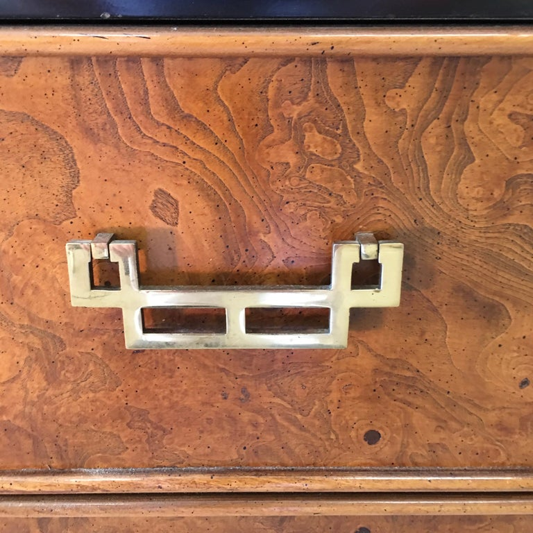 Pair of Chin Hua Two-Drawer Chests by Ray Sabota for Century Furniture For Sale 1