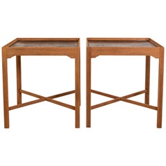 Pair of Chippendale Style Tables