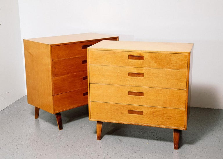 Pair of Clifford Pascoe Chest of Drawers For Sale 1