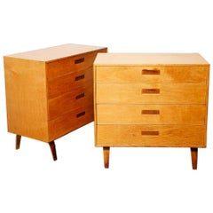 Pair of Clifford Pascoe Chest of Drawers