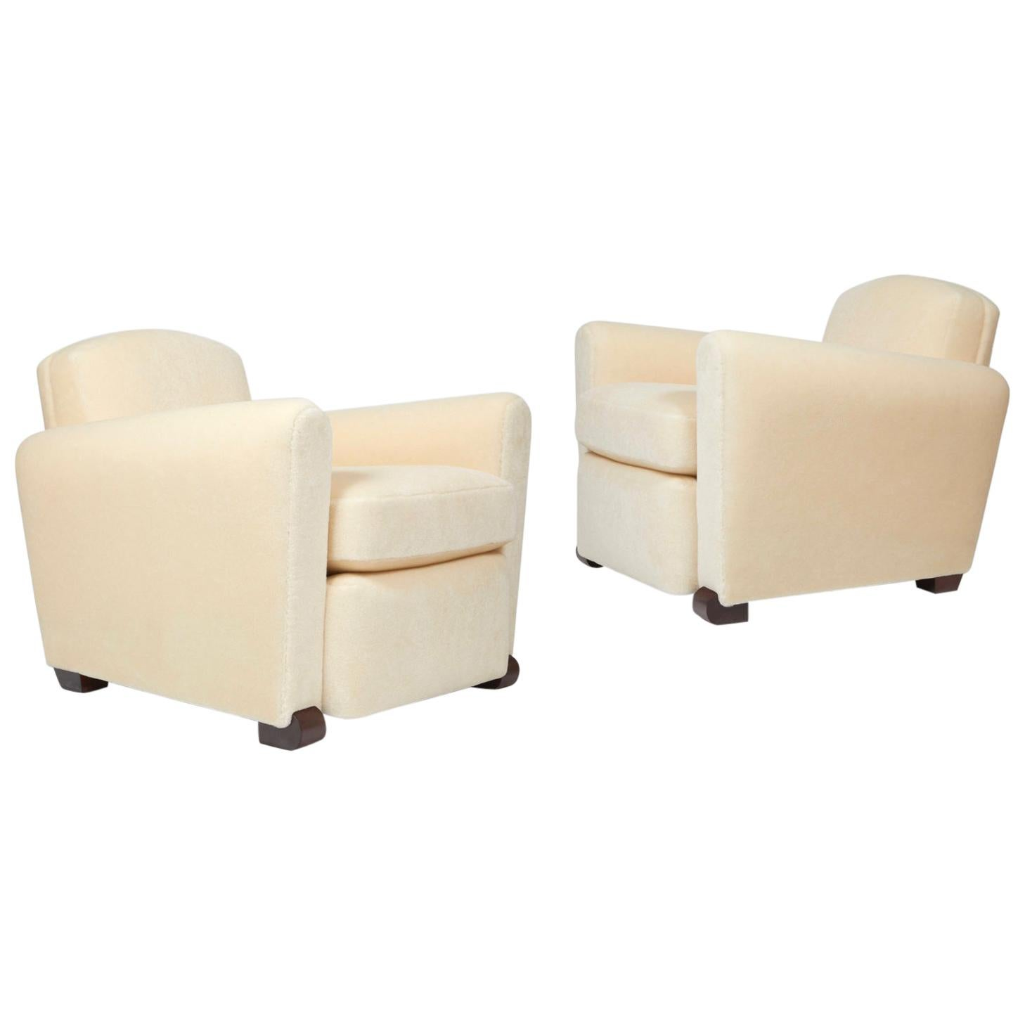 One Club Armchairs