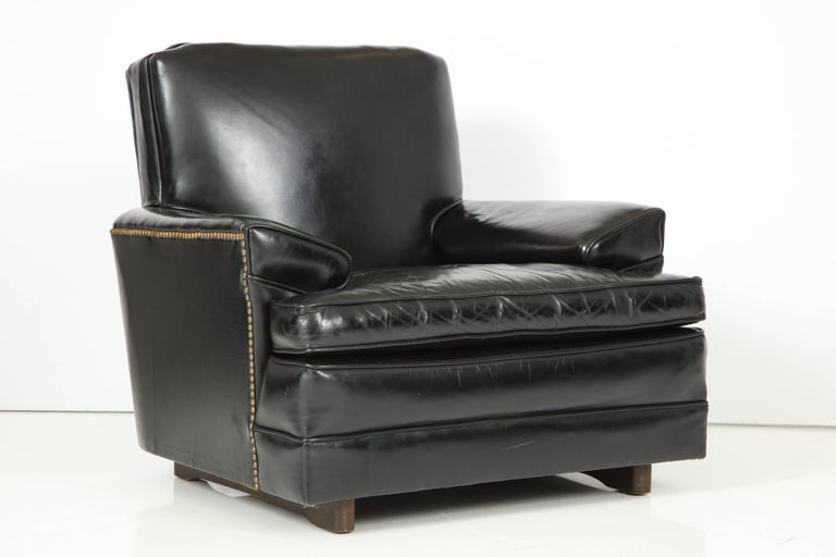 Pair of Club Chairs Attributed to Sam Marx For Sale 3