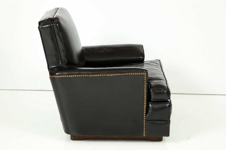 Pair of Club Chairs Attributed to Sam Marx For Sale 2