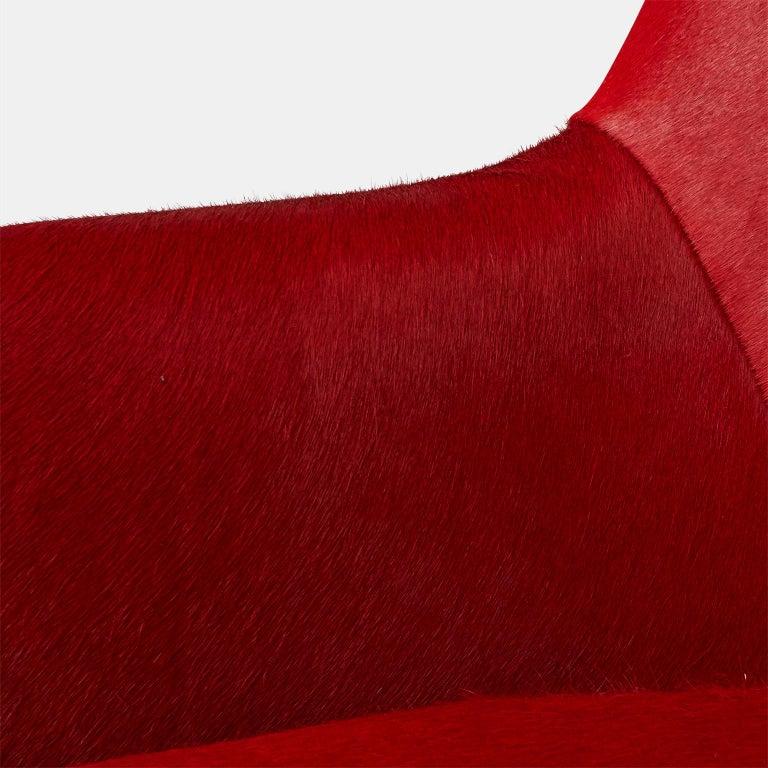 Pair of Club Chairs by Joaquim Tenreiro For Sale 1