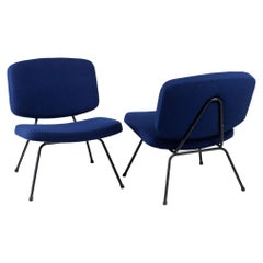 Pair of CM 190 Low Chair by Pierre Paulin for Thonet