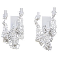 "Pair of ""Coco"" wall Sconces by Brand Van Egmond"